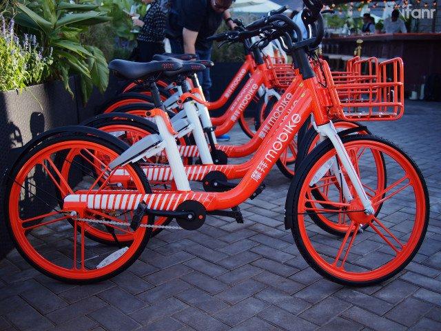 <b>摩拜单车上海涨价 半小时费用1.5元</b>