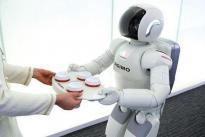 喜怒哀乐可溢于言表的机器人 您想来几个呢?