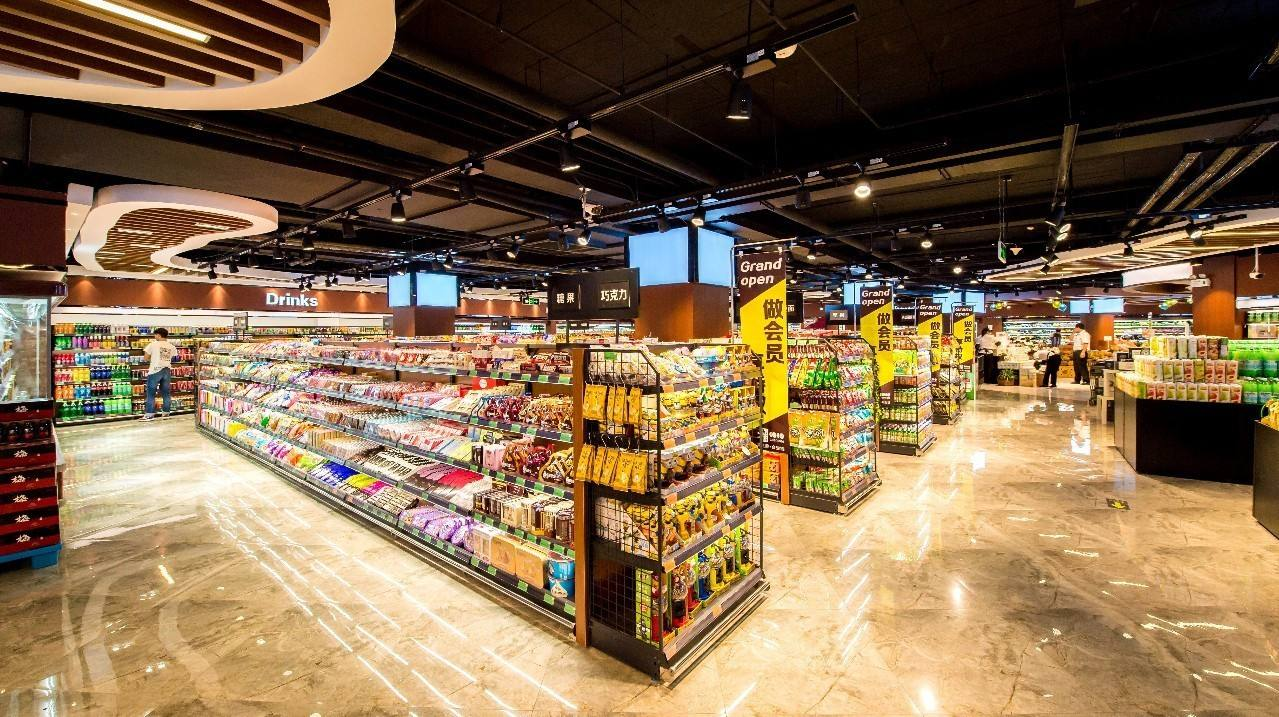 中国超市,跨国巨头压迫下艰难成长