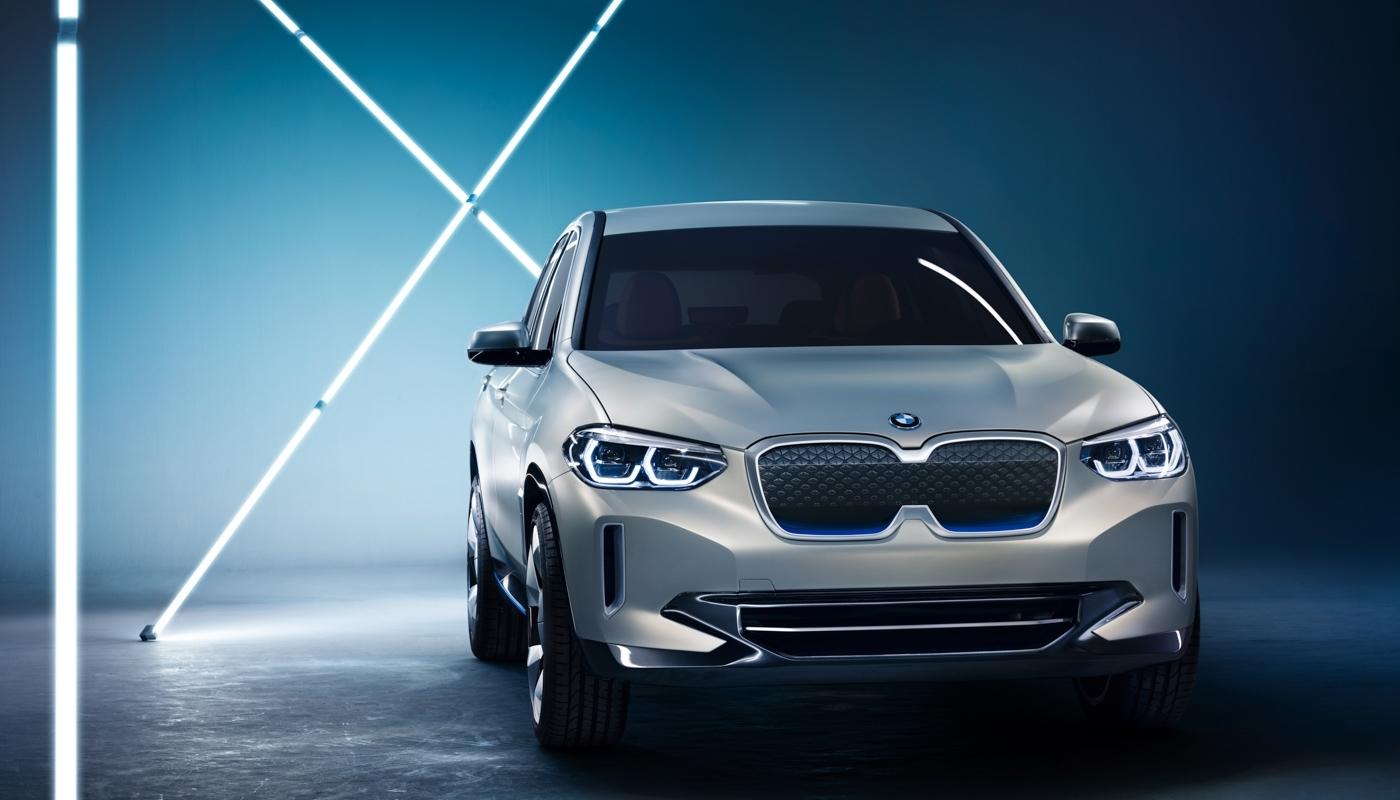 宝马纯电SUV将搭载75kWh电池 新车预计2020年投产
