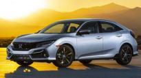 美版新款本田思域两厢版官图发布 顶配车型新增6档手动版本