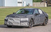 新一代讴歌TLX谍照曝光 新车将推出Type S高性能版本