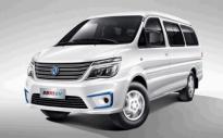 东风新款电动车菱智M5 EV上市 最大功率122马力