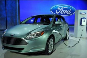 福特计划今年将在欧洲推出8款电动汽车