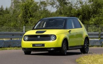 本田纯电动微型车本田e正式发布 百公里加速小于8秒