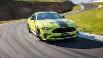 福特发布Mustang R-SPEC车型官图 其最大功率可达710马力