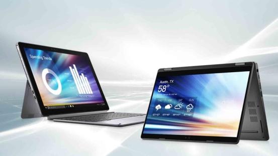戴尔Latitude二合一商用笔记本新品登场 连通更多灵感