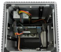 QuietPC推新款被动散热PC:正方体造型 搭载Z390I主板