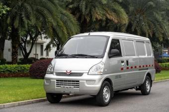 五菱首款纯电物流车上市 提供252KM/300KM两种续航里程