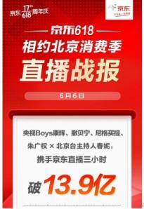 北京消费券火热来袭! 智能数码爆品至高减400还可叠加京东618优惠