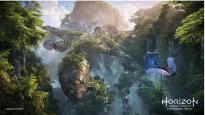 《地平线:禁忌西部》新截图公布:截取自PS5版 绝美风光令人惊艳