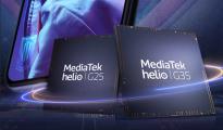 联发科推出入门级游戏处理器G25、G35:Redmi 9A有望首发