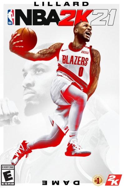 《NBA 2K21》 封面球员公布 将于明日开启预购