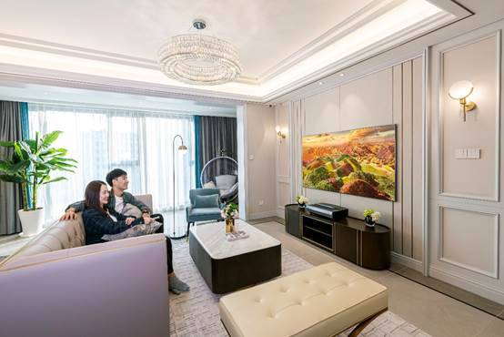中怡康:激光电视上半年线上零售额增长近200%