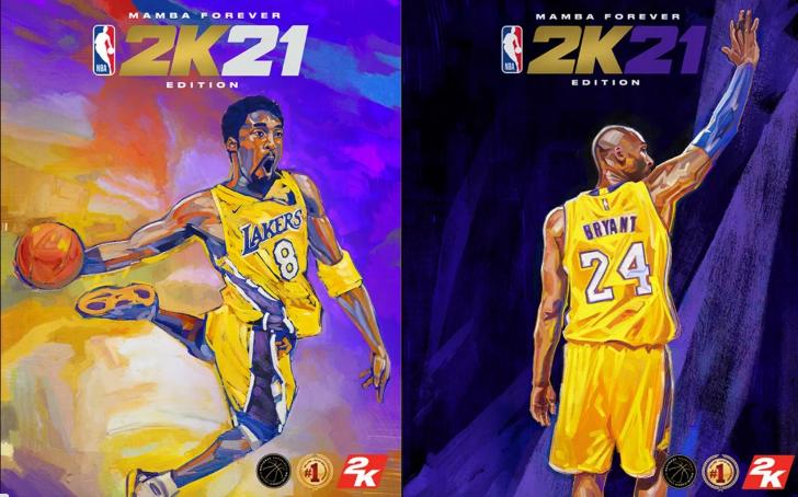 NBA 2K21 次世代主机版涨价10美元 Mamba Forever盒装99.99美元