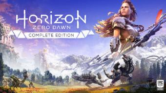 《Horizon Zero Dawn》完整版将登陆Epic游戏商城 预购开启