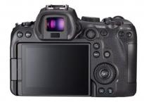 佳能 EOS R6 无反真机图曝光:支持机身防抖 采用500万像素电子取景器