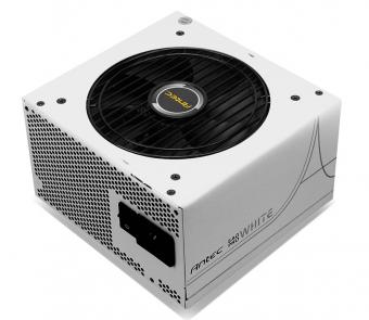 安钛克发布 EA750G PRO 电源白色版:高达 92%电源转换效率