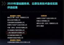 ZStack荣获2020年可信云技术最佳实践大奖