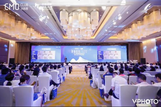 群脉入选2020《中国CMO技术营销云图》