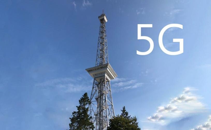 2021年全国预计新建100万个 5G 基站,运营商恢复正增长