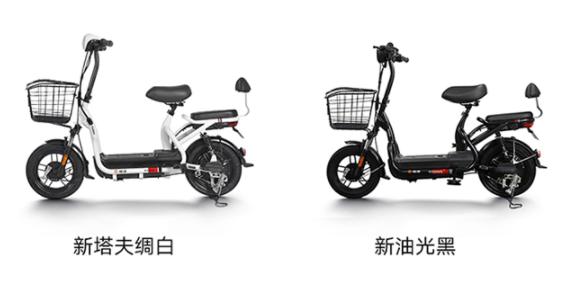雅迪电动车小飞侠新国标48V12AH 预估到手价2099元起