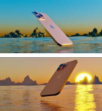 iPhone 13或有日落金玫瑰金配色 像iPhone 5S香槟金配色