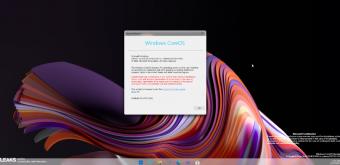 疑似Windows CoreOS 11图片视频曝光 建立在一个新的内核上