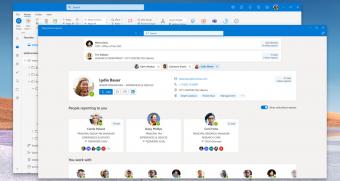 微软Win11/Win10 新版Outlook应用曝光 可跨平台macOS、网页端