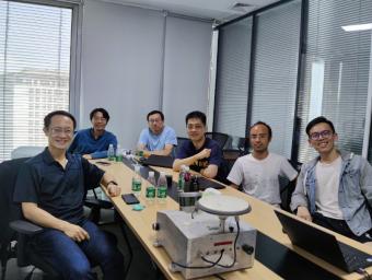 小米收购深动科技自动驾驶公司,林斌晒图:蔡锐、李志伟、杨奎元加入小米造车