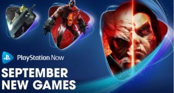 索尼公布PS Now 9月新增阵容:《夜勤人》《铁拳7》《最终幻想7》