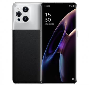 OPPO Find X3 Pro摄影师版开启预约:素皮+银色AG玻璃 随ColorOS 12发布
