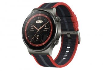 """华为印度发布Watch GT 2 Pro""""月""""收藏版智能手表 支持血氧饱和度检测"""