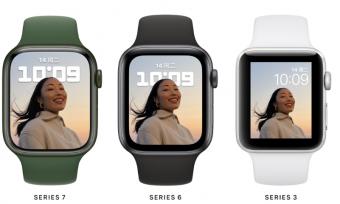 苹果 Apple Watch S7 仍将兼容旧表带 包括38毫米和40毫米型号