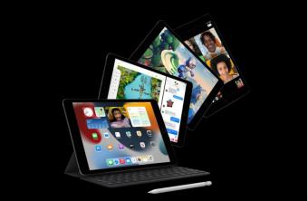 苹果iPad 2021正式发布:教育优惠价2399元 搭载iPadOS15