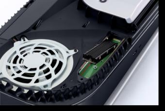 索尼PS5正式支持M.2 SSD扩容 最佳镜头自动捕捉