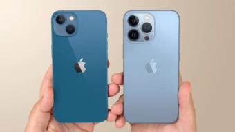 苹果iPhone 13/Pro开箱视频已解禁 缩小20%刘海缺口