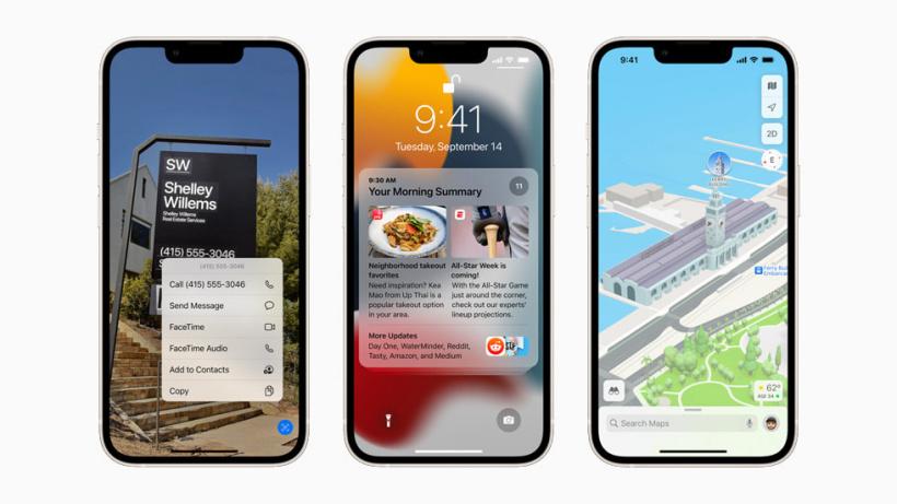 iOS 15 正式版来了:更新 iPhone之前需要了解的一切