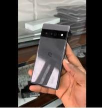 谷歌Pixel 6 Pro原型机上手视频曝光:放弃使用高通处理器