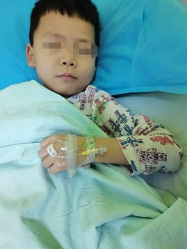 七岁白血病男童急需治疗善款,轻松筹爱心接力为其燃起重生希望