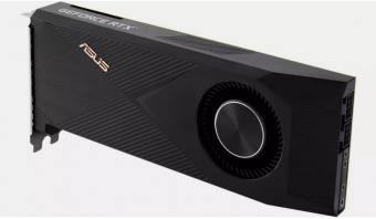 华硕发布单涡轮散热RTX 3070 Ti显卡:配备8GB 19GT/s GDDR6X显存
