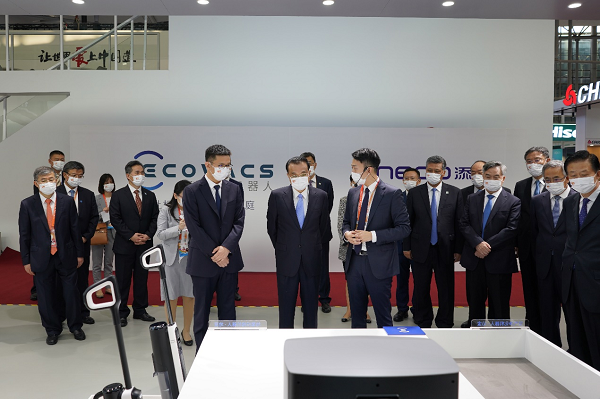 科技创新成就全球引领品牌,科沃斯成为中国智造出海新名片