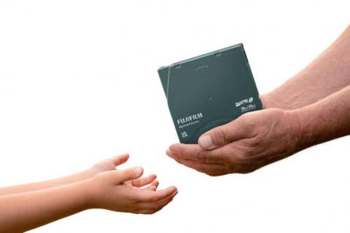 """致力于""""绿色存储""""的富士胶片LTO磁带"""