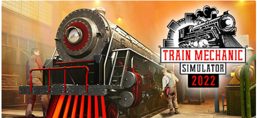 《火车修理工模拟器 2022》上架Steam 玩家将扮演火车维修工