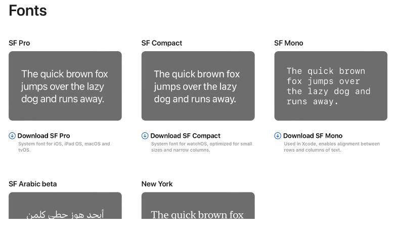 苹果更新iOS 15/iPadOS 15设计资源:含全新Sketch库、Sketch设计模板