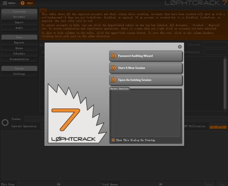 Windows密码破解工具L0phtCrack开源 支持通过字典等方式恢复密码