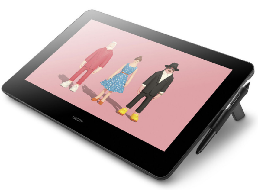 Wacom发布Cintiq Pro 16数位屏:自带手写笔 覆盖98% Adobe RGB色域