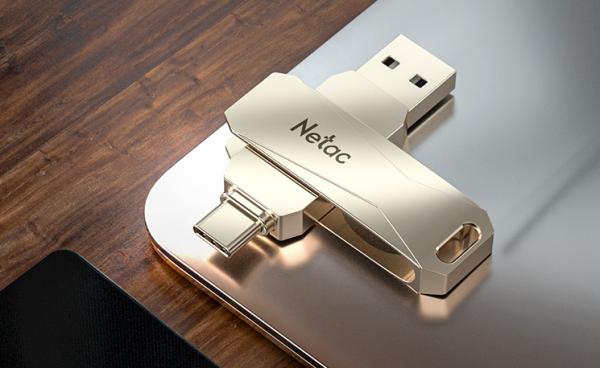 朗科U782C手机U盘,便携好用的国产U盘,手机电脑轻松用